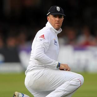 Graeme Swann has an elbow problem