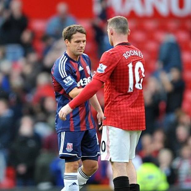 Wayne Rooney, right, will be upset at not starting according to Michael Owen