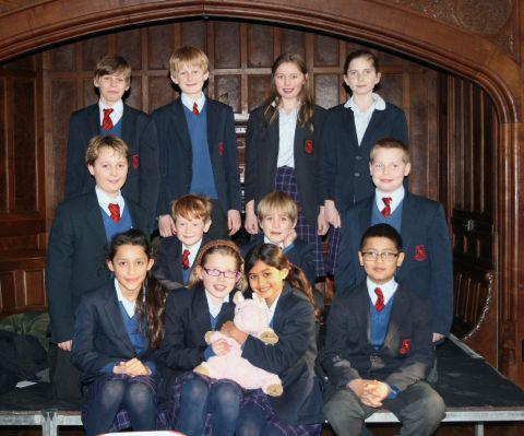 Double Latin triumph for Chafyn pupils