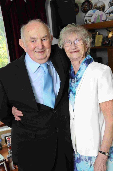 Ivor and Vera Cummins