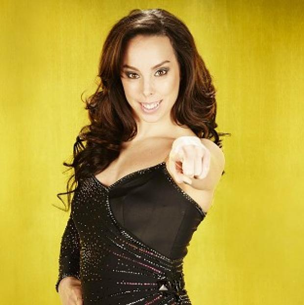 Beth Tweddle has been out celebrating her Dancing On Ice win
