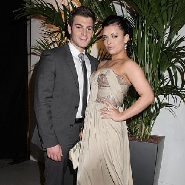 Shona McGarty and Matt Lapinkas split while the actor was on Dancing On Ice