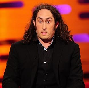 "Ross Noble did an impression of ""elephant man"" John Merrick in an edition of Have I Got News For You"