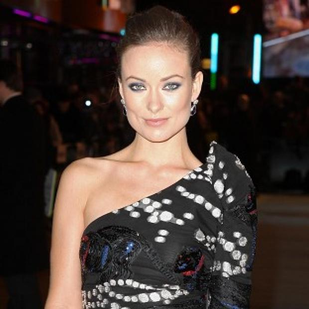 Olivia Wilde has been gushing about her man Jason Sudeikis