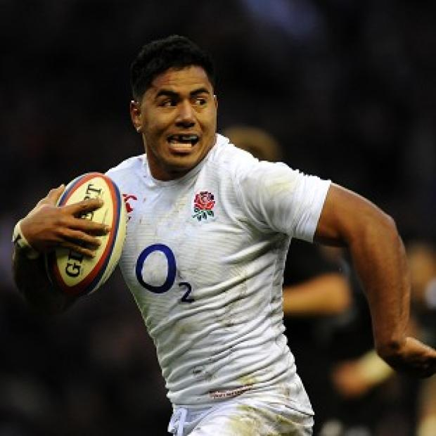 Manu Tuilagi claims the pressure will be on hosts Wales this weekend