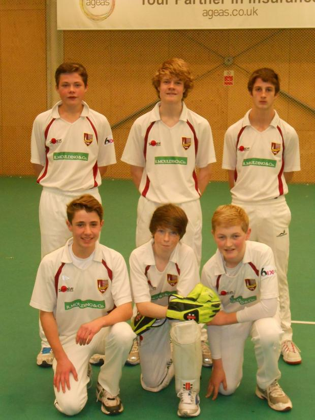 South Wilts under 16s, pictured, make a top four finish.