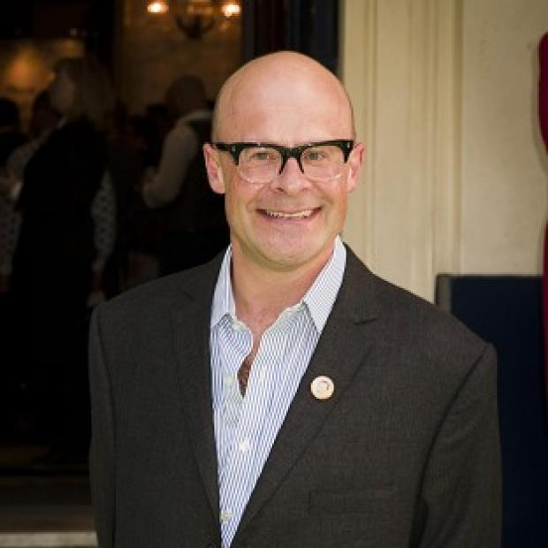 Harry Hill's X Factor musical will open next year