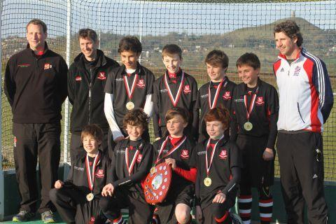 Chafyn boys win national hockey title