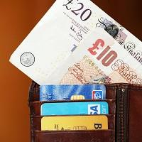 New figures show that the average disposable income of middle earners has fallen by about 1,200 pounds over the past few years