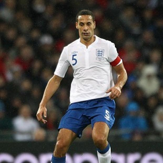 Rio Ferdinand maintains he still wants to play for England