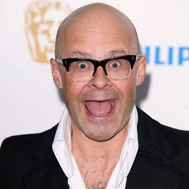Harry Hill has made a giant sculpture of animated dog Gromit