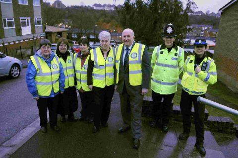 PCC joins Street Watch