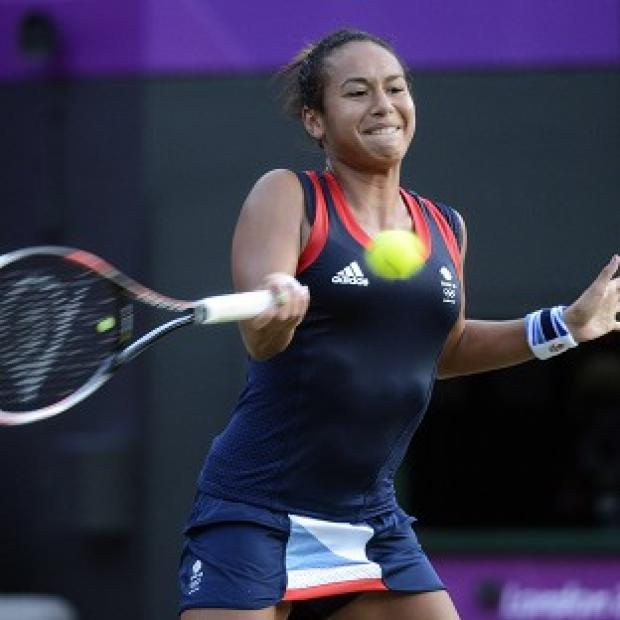 Heather Watson will not be reducing her schedule