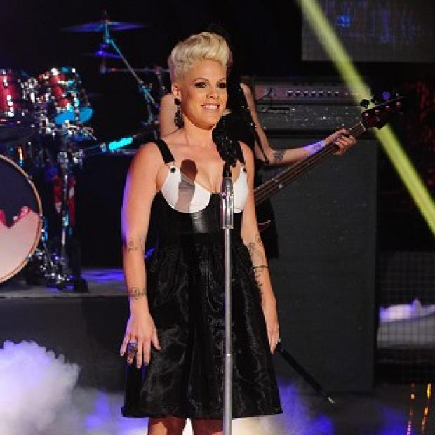 Pink stopped a concert because of her concern for a young fan
