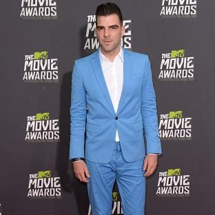 Zachary Quinto said President Obama gave him the Vulcan salute