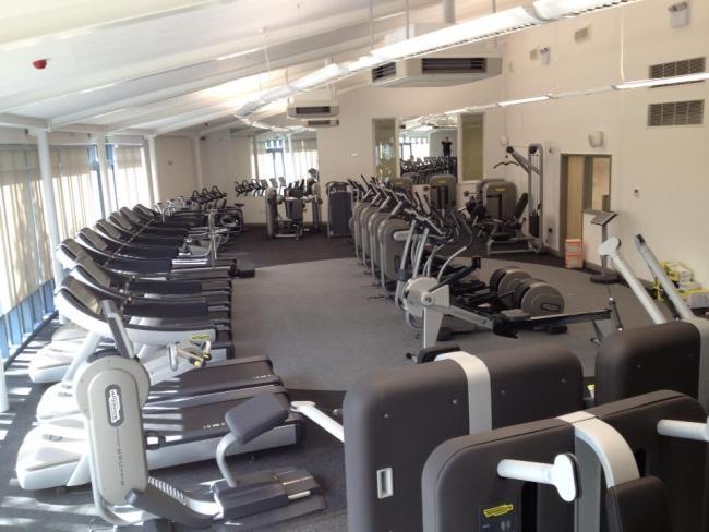 Verwood's new gym set to open