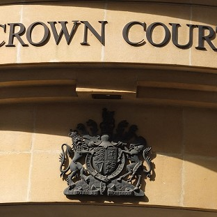 An 11-month-old boy drank bleach and vomited after being handed a bottle in a branch of McDonald's, Woolwich Crown Court was told