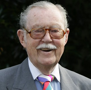 TV presenter Alan Whicker has died at his home in Jersey aged 87