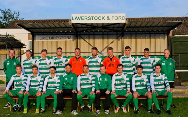 Laverstock Through To Next Fa Vase Round Salisbury Journal