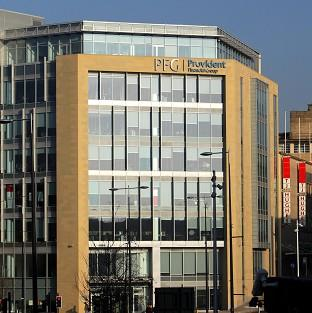 Picture by Gabriel Szabo/GuzelianProvident Financial HQ in Bradford, West Yorkshire on 1st of March, 2012