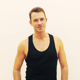 Ashley Taylor Dawson says his family are impressed by his dancing skills