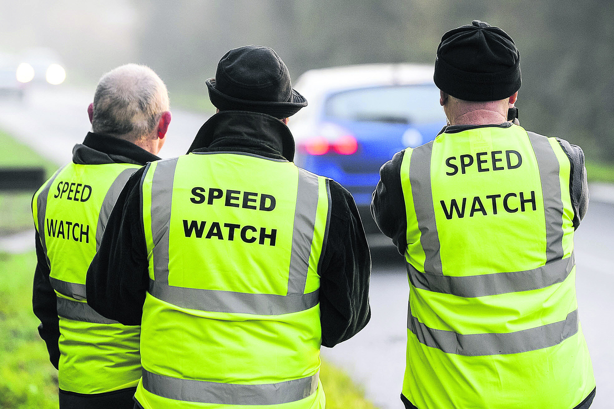 Volunteers catch 336 motorists speeding through Alderholt - many at double the limit