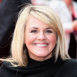 Sally Lindsay has tied the knot with her musician boyfriend Steve White