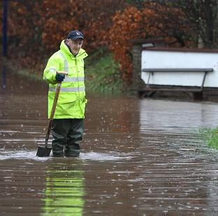 Salisbury Journal: Householders in East Belfast are braced for flooding amid warnings of high tides
