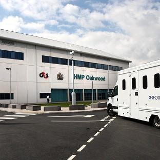 "Salisbury Journal: HMP Oakwood where security firm G4S has ""contained"" an incident"