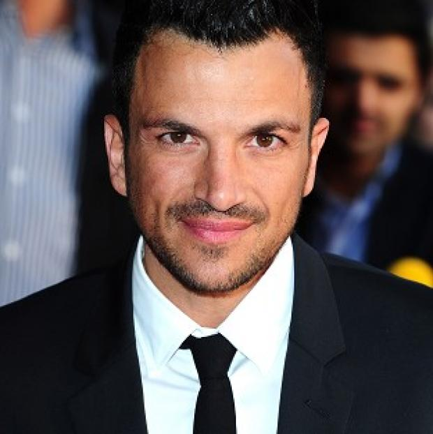 Salisbury Journal: Peter Andre penned a track for a new animated film