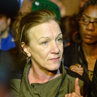 Pleas for peace at Duggan vigil