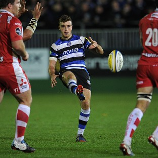 George Ford, centre, has been named in the Elite Player Squad