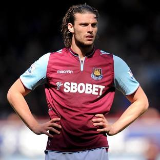 Andy Carroll is closing in on a return to action