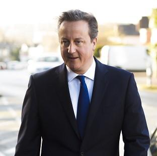 Prime Minister David Cameron is facing criticism over spending on flood defences