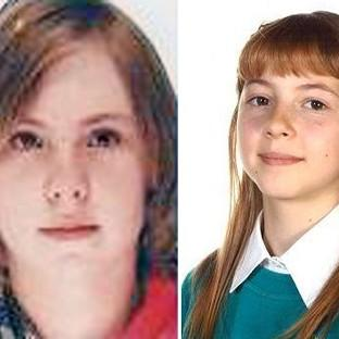 Salisbury Journal: Missing 12-year-old girls, (left to right) Wiktoria Popiel, from Wood Green, and Vitalija Sidlauskaite, from Tottenham