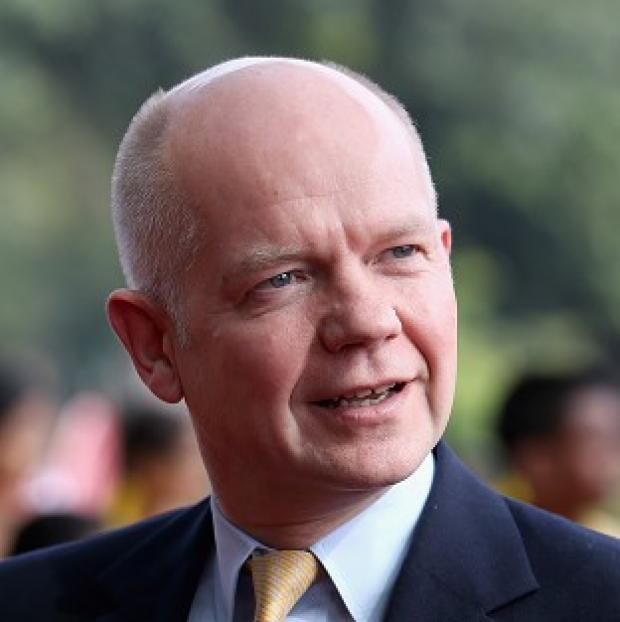 Salisbury Journal: Foreign Secretary William Hague has warned that giving individual parliaments the right to veto laws would undermine the EU