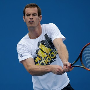 Andy Murray is ready for the Australian Open