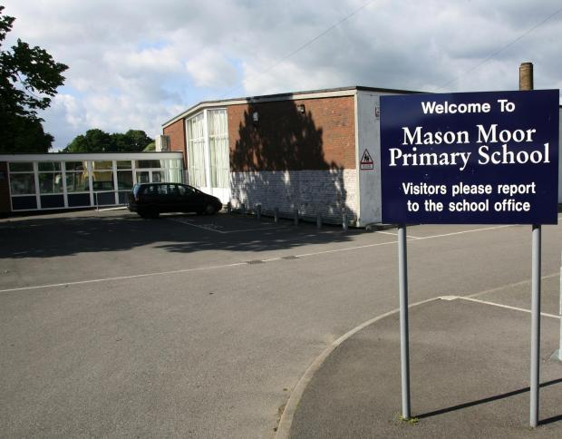 Mason Moor Primary School in Southampton