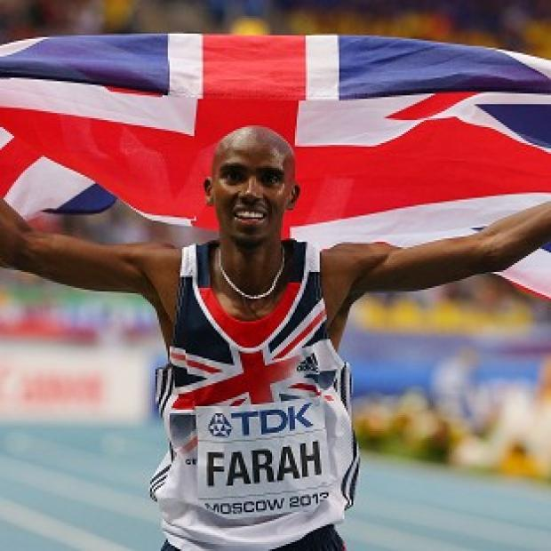 Salisbury Journal: Mo Farah will have tough competition in the London Marathon