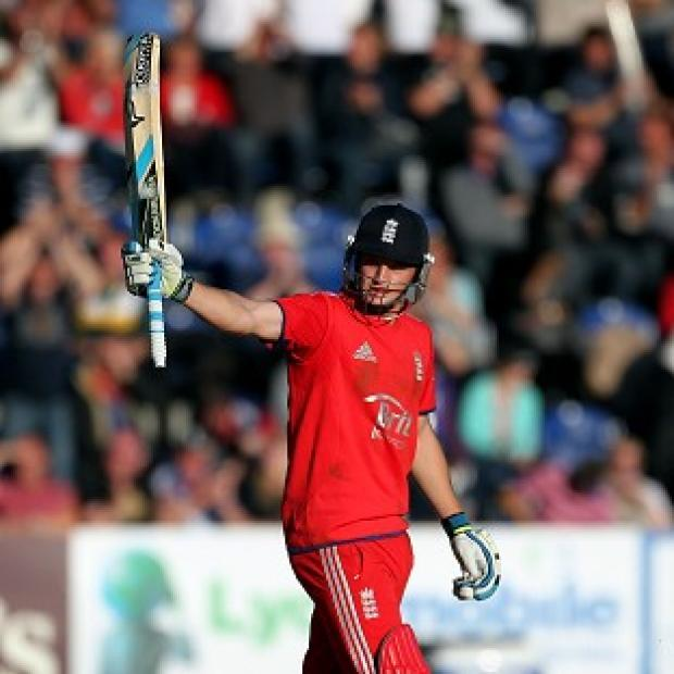 Salisbury Journal: Jos Buttler, pictured, top-scored with 61 for England as they claimed a 172-run win over a Prime Minister's XI in Canberra on Tuesday