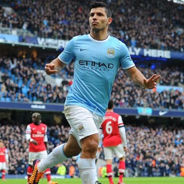 Salisbury Journal: Sergio Aguero has missed eight games through injury