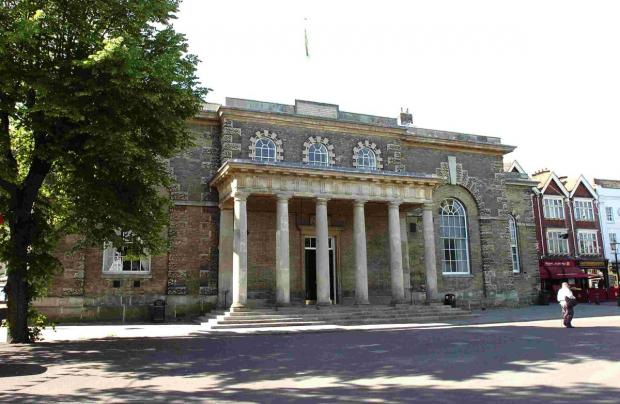 Guildhall sale proposed