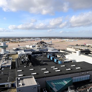 It is believed two teenagers got a taxi to Manchester airport and flew to the Dominican Republic.