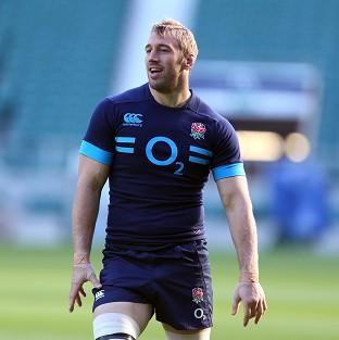 Chris Robshaw has led England in two Six Nations campaigns