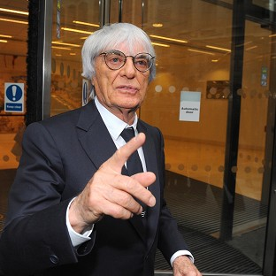 Bernie Ecclestone has warned against those ready to write him off