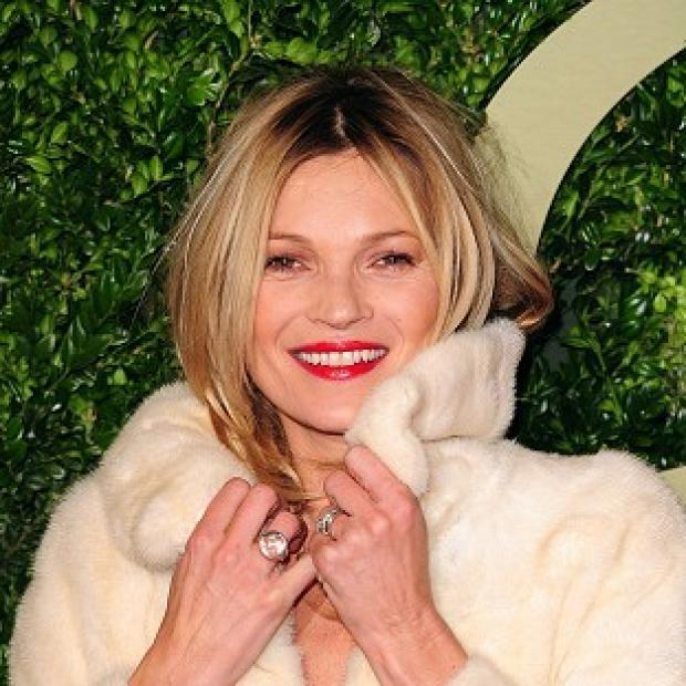 Salisbury Journal: Kate Moss celebrated her 40th in London