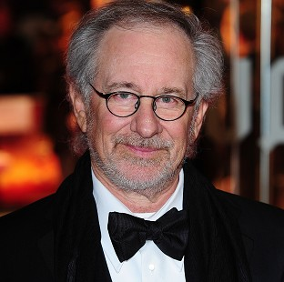 Steven Spielberg topped a list of the most influential celebs of 2014