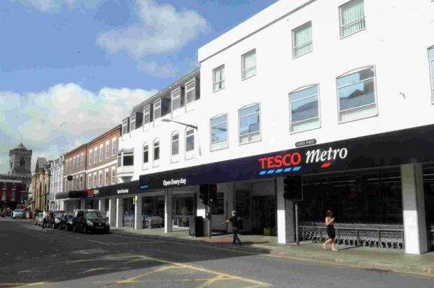 City centre Tesco and hotel plan approved