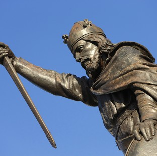 Museum bones 'are Alfred the Great'