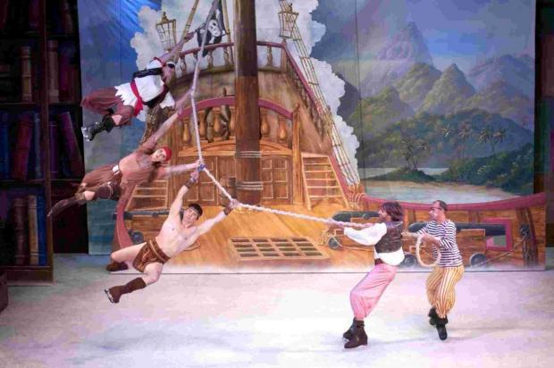 Salisbury Journal: REVIEW: Peter Pan on Ice